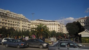 thessaloniki-aristotelous sqare