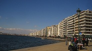 thessaloniki-sea side