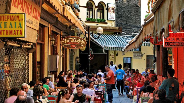 Restaurant Ouzo Melathron